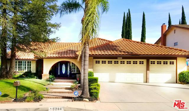 18200 Bathurst Street, Northridge, CA 91326 (MLS #18341144) :: Team Wasserman