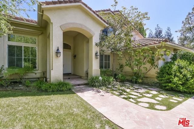 1660 Cross Bridge Place, Thousand Oaks, CA 91362 (MLS #18341282) :: Team Wasserman
