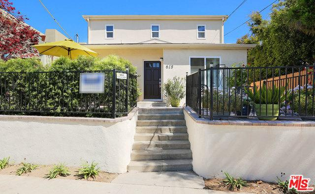 618 Pacific Street, Santa Monica, CA 90405 (MLS #18341314) :: Deirdre Coit and Associates