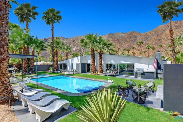 1164 N Rose Avenue, Palm Springs, CA 92262 (MLS #18341350PS) :: Team Wasserman