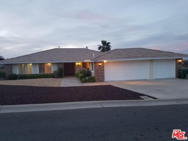 6307 Theodore Court, Palmdale, CA 93551 (MLS #18341492) :: Team Wasserman