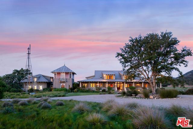 4500 Via Rancheros Road, Santa Ynez, CA 93460 (MLS #18341648) :: The John Jay Group - Bennion Deville Homes