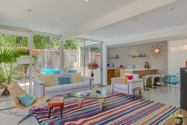 360 Cabrillo Road #205, Palm Springs, CA 92262 (MLS #18341934PS) :: Deirdre Coit and Associates