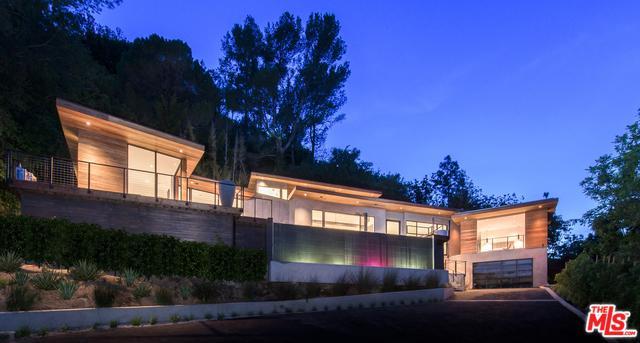727 N Beverly Glen Boulevard, Los Angeles (City), CA 90077 (MLS #18342182) :: Team Wasserman