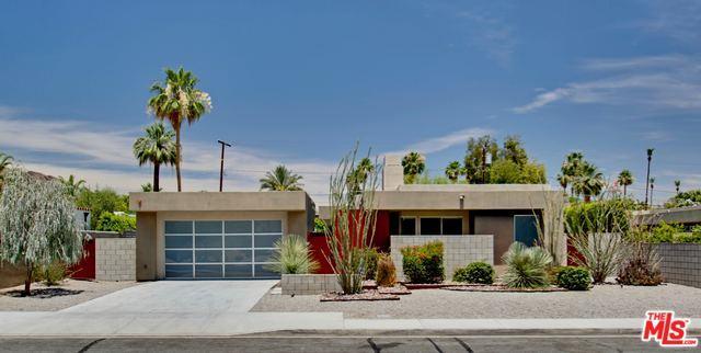 168 E Morongo Road, Palm Springs, CA 92264 (MLS #18342190) :: Deirdre Coit and Associates