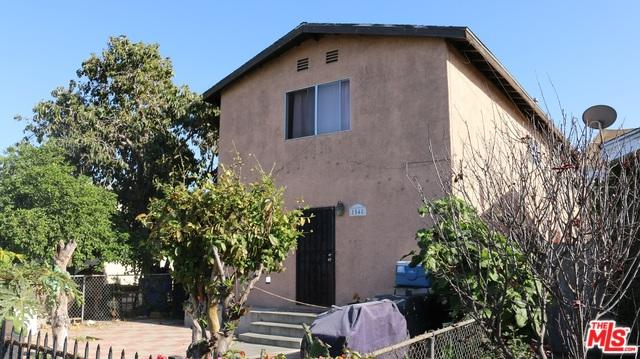1548 W 60th Street, Los Angeles (City), CA 90047 (MLS #18342394) :: Team Wasserman