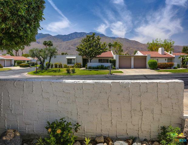 548 N Sunshine Circle, Palm Springs, CA 92264 (MLS #18342410PS) :: Team Wasserman