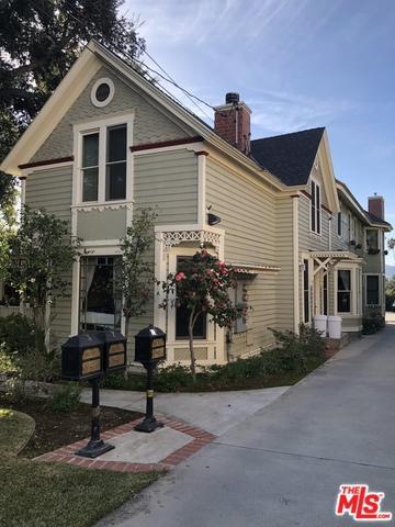 1279 N Garfield Avenue, Pasadena, CA 91104 (MLS #18342550) :: Team Wasserman