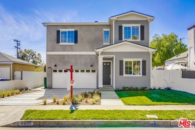 2533 Coolidge Avenue, Los Angeles (City), CA 90064 (MLS #18342600) :: Deirdre Coit and Associates
