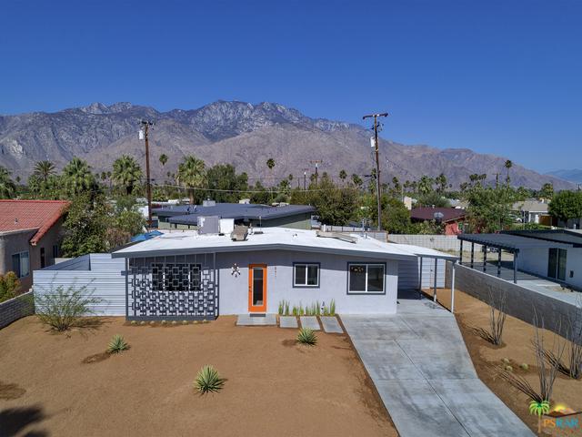 871 S Calle Santa Cruz, Palm Springs, CA 92264 (MLS #18343094PS) :: Team Wasserman