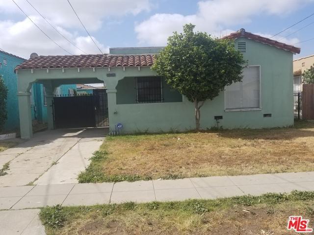 1630 W 106th Street, Los Angeles (City), CA 90047 (MLS #18343372) :: Team Wasserman