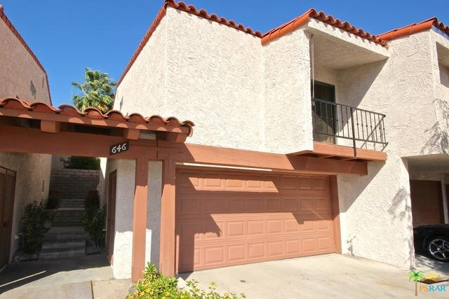 646 S Calle Petunia, Palm Springs, CA 92262 (MLS #18343570PS) :: Deirdre Coit and Associates