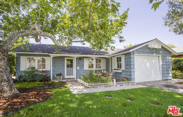 7501 Lasaine Avenue, Lake Balboa, CA 91406 (MLS #18343580) :: Team Wasserman