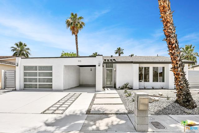 915 Arroyo Vista Drive, Palm Springs, CA 92264 (MLS #18343582PS) :: Team Wasserman