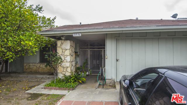 11536 Wyandotte Street, North Hollywood, CA 91605 (MLS #18343630) :: Deirdre Coit and Associates