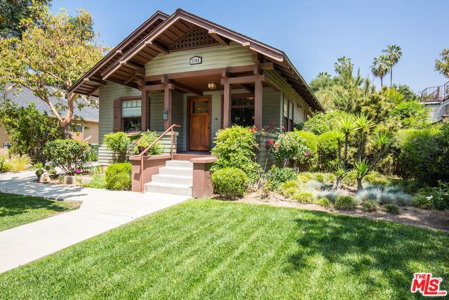 1105 Bell Street, Pasadena, CA 91104 (MLS #18343654) :: Team Wasserman