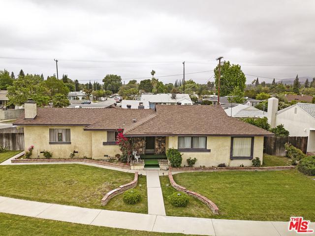 10747 Mclennan Avenue, Granada Hills, CA 91344 (MLS #18343728) :: Team Wasserman