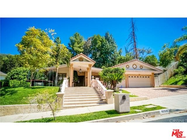 18304 Lake Encino Drive, Encino, CA 91316 (MLS #18343820) :: Deirdre Coit and Associates