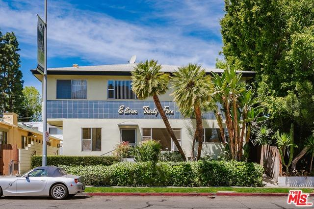 1135 S Doheny Drive, Los Angeles (City), CA 90035 (MLS #18343876) :: Team Wasserman
