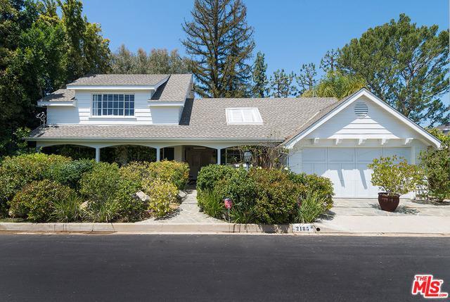 2185 Linda Flora Drive, Los Angeles (City), CA 90077 (MLS #18344324) :: Team Wasserman