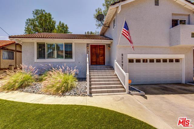 22222 Miston Drive, Woodland Hills, CA 91364 (MLS #18344384) :: Team Wasserman
