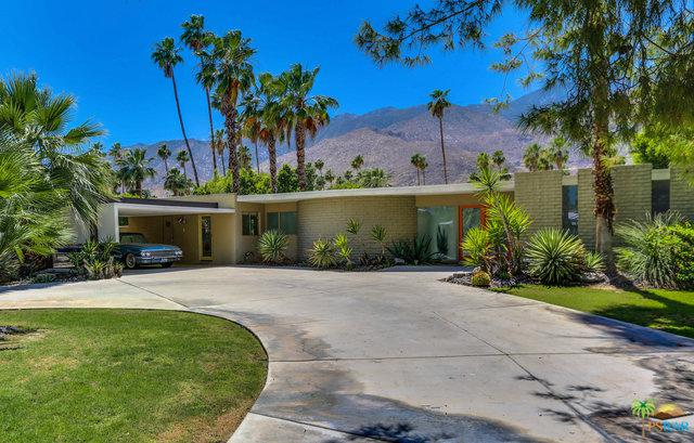 1061 S Sagebrush Road, Palm Springs, CA 92264 (MLS #18344394PS) :: Brad Schmett Real Estate Group