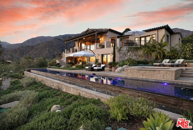 3077 Hidden Valley Lane, Santa Barbara, CA 93108 (MLS #18344478) :: Hacienda Group Inc