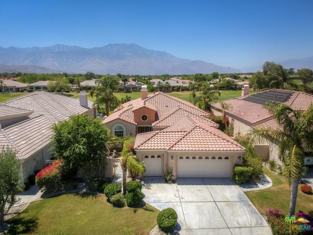 27 Via Bella, Rancho Mirage, CA 92270 (MLS #18344488PS) :: Brad Schmett Real Estate Group