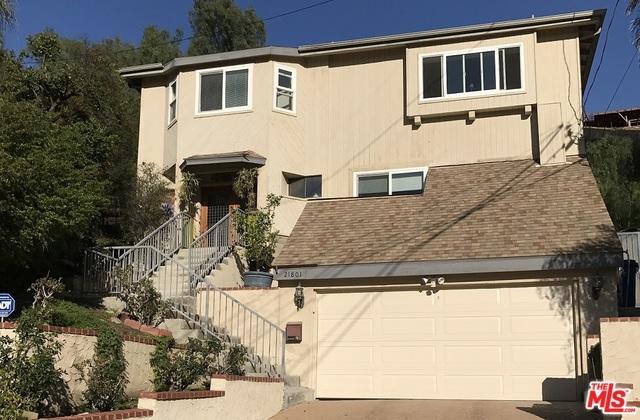 21801 Martinez Street, Woodland Hills, CA 91364 (MLS #18344602) :: Team Wasserman