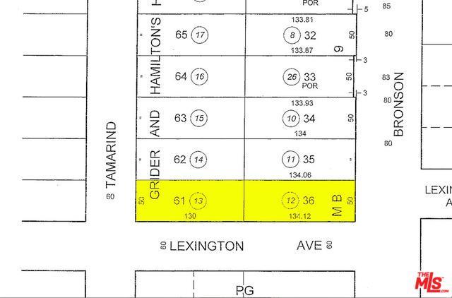 5915 Lexington Avenue, Los Angeles (City), CA 90038 (MLS #18344622) :: Deirdre Coit and Associates