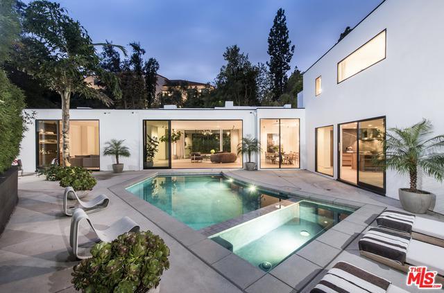 1140 Brooklawn Drive, Los Angeles (City), CA 90077 (MLS #18344850) :: Team Wasserman