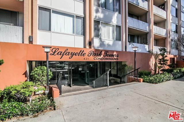 421 S La Fayette Park Place #615, Los Angeles (City), CA 90057 (MLS #18345038) :: Deirdre Coit and Associates