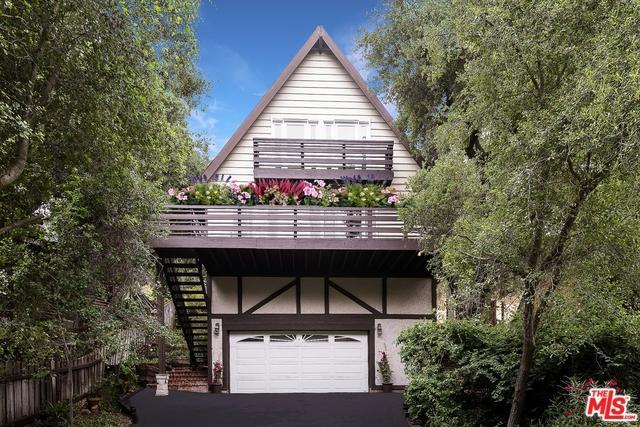 3415 Old Topanga Canyon Road, Topanga, CA 90290 (MLS #18345380) :: Deirdre Coit and Associates