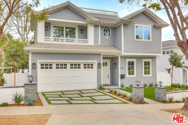 860 Radcliffe Avenue, Pacific Palisades, CA 90272 (MLS #18345520) :: Deirdre Coit and Associates