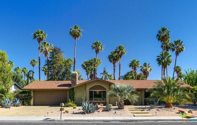 3576 E Escoba Drive, Palm Springs, CA 92264 (MLS #18345522PS) :: Team Wasserman