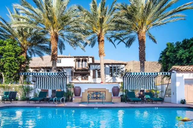 212 Calle Tranquillo, Palm Springs, CA 92262 (MLS #18345618) :: The John Jay Group - Bennion Deville Homes