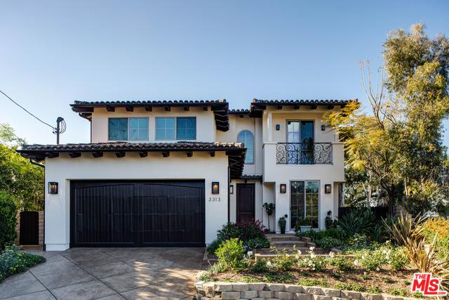 3313 Bonnie Hill Drive, Los Angeles (City), CA 90068 (MLS #18345812) :: Team Wasserman