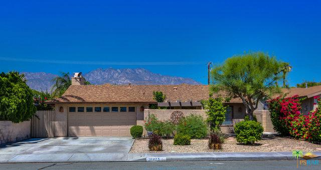 31475 Avenida Alvera, Cathedral City, CA 92234 (MLS #18346136PS) :: The John Jay Group - Bennion Deville Homes