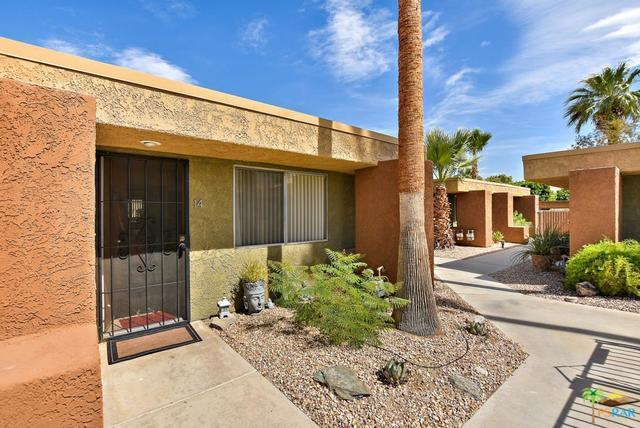 365 N Saturmino Drive #14, Palm Springs, CA 92262 (MLS #18346196PS) :: Team Wasserman