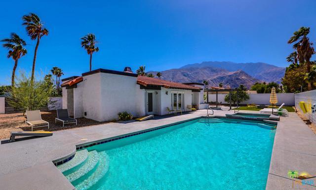 1400 E Rosarito Way, Palm Springs, CA 92262 (MLS #18346250PS) :: Brad Schmett Real Estate Group