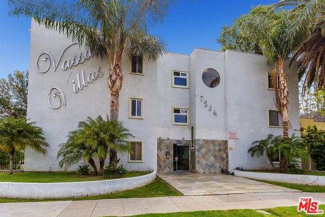 7254 Vassar Avenue #201, Canoga Park, CA 91303 (MLS #18346252) :: Hacienda Group Inc