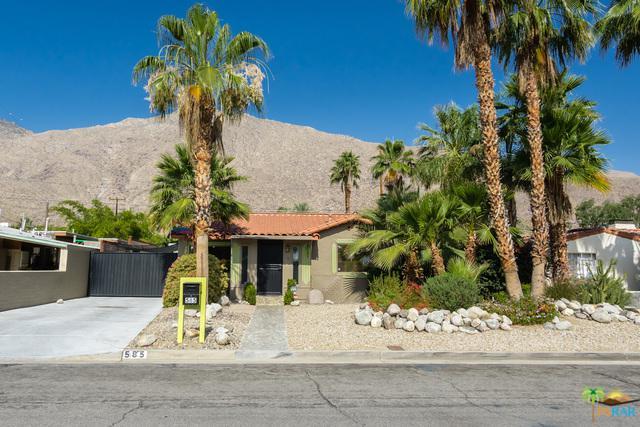 585 S Calle Santa Rosa, Palm Springs, CA 92264 (MLS #18346260PS) :: Brad Schmett Real Estate Group