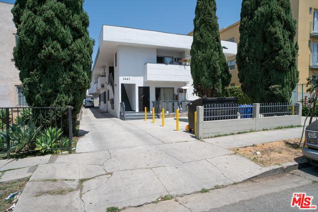 5667 La Mirada Avenue, Los Angeles (City), CA 90038 (MLS #18346290) :: Team Wasserman