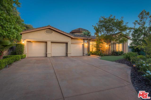 1494 Rancho Lane, Thousand Oaks, CA 91362 (MLS #18346332) :: The John Jay Group - Bennion Deville Homes