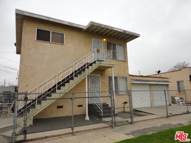 710 W 91st Street, Los Angeles (City), CA 90044 (MLS #18346482) :: Team Wasserman