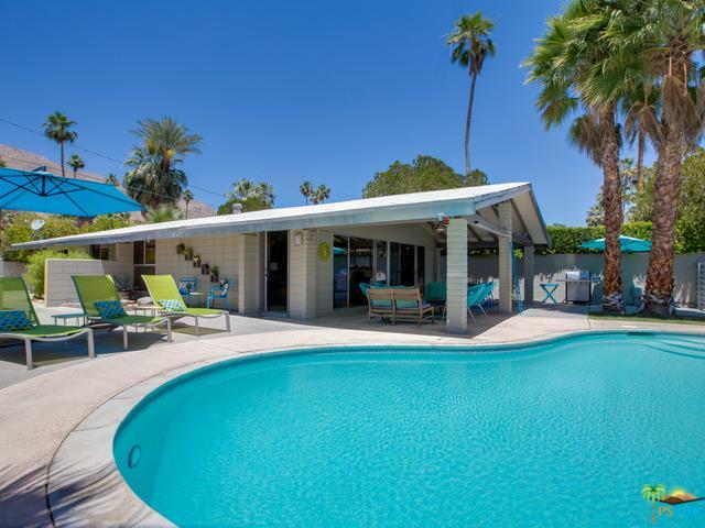 840 E Camino Parocela, Palm Springs, CA 92264 (MLS #18346500PS) :: Brad Schmett Real Estate Group