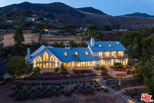 29829 Harvester Road, Malibu, CA 90265 (MLS #18346518) :: Team Wasserman