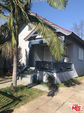 707 W Vernon Avenue, Los Angeles (City), CA 90037 (MLS #18346714) :: Team Wasserman