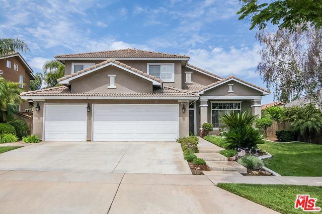 3396 Eagle Crest Drive, Corona, CA 92881 (MLS #18346868) :: Hacienda Group Inc