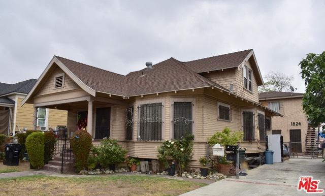 1824 S Bonnie Brae Street, Los Angeles (City), CA 90006 (MLS #18347034) :: Team Wasserman